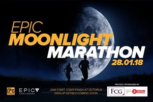100 runners set to take part in EPIC Moonlight Marathon