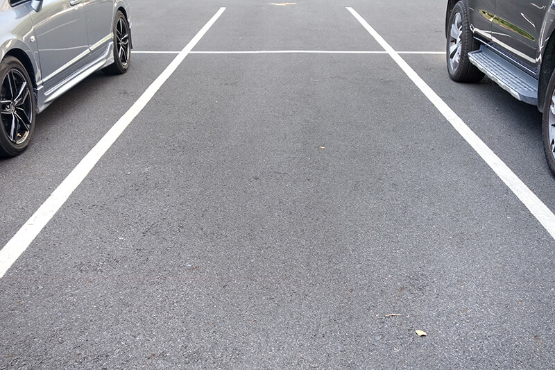 Half of brits left red-faced trying to find parking space