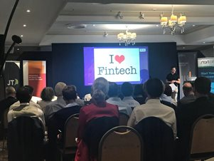 FCG Fintech guru speaks at big data conference in Guernsey