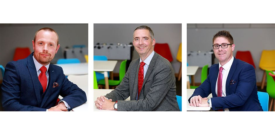 New senior appointments to drive commercial growth