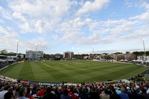 1<sup>ST</sup> CENTRAL announces new partnership with Sussex Cricket