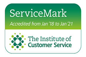 Institute of Customer Service accreditation